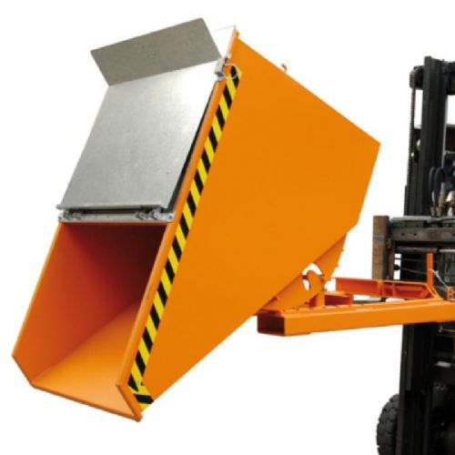 Universal Roll Forward Tipping Skip. Type EXPO